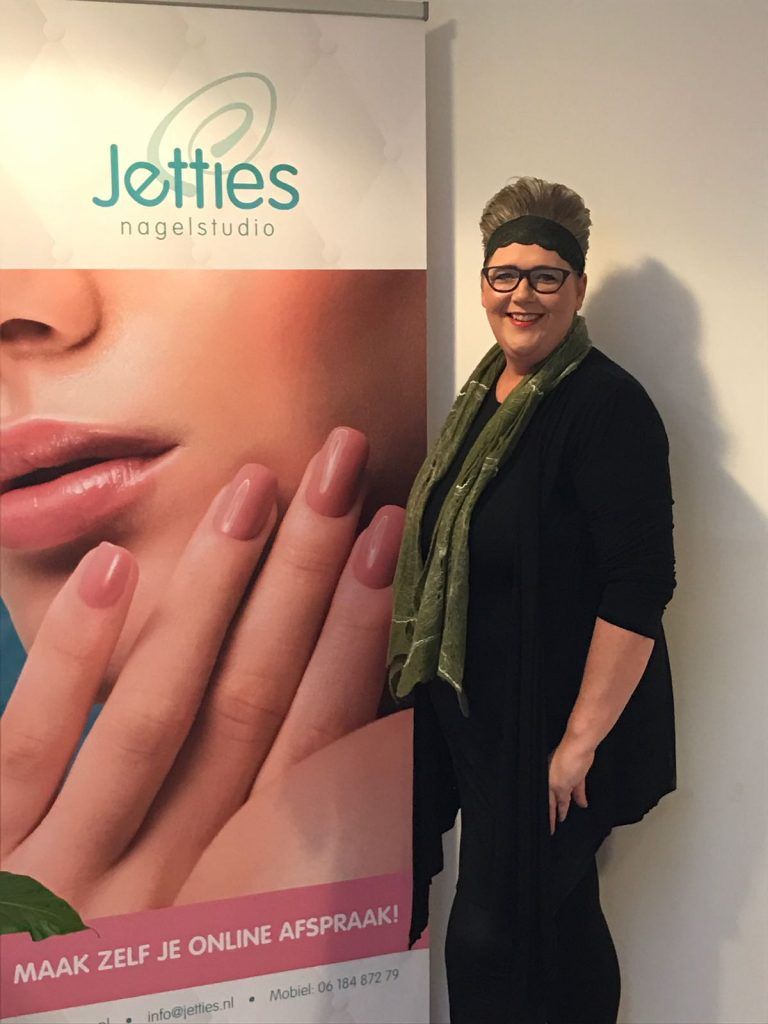 Jetties Nagelstudio open in Drachten